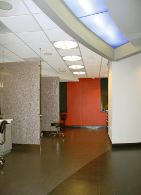 Green Curve dental office space
