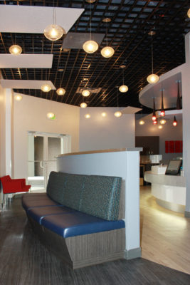 Modern Orthodontics - interior design